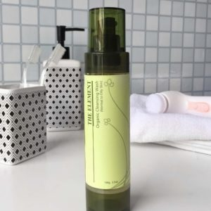 Thelement Organic Cleansing Wash | www.mymiracolo.com