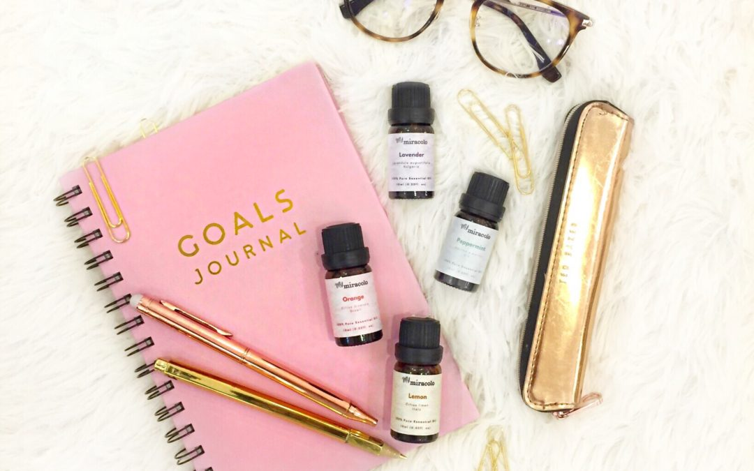 College Students Must-Haves: Top 5 Essential Oils to Get Through College