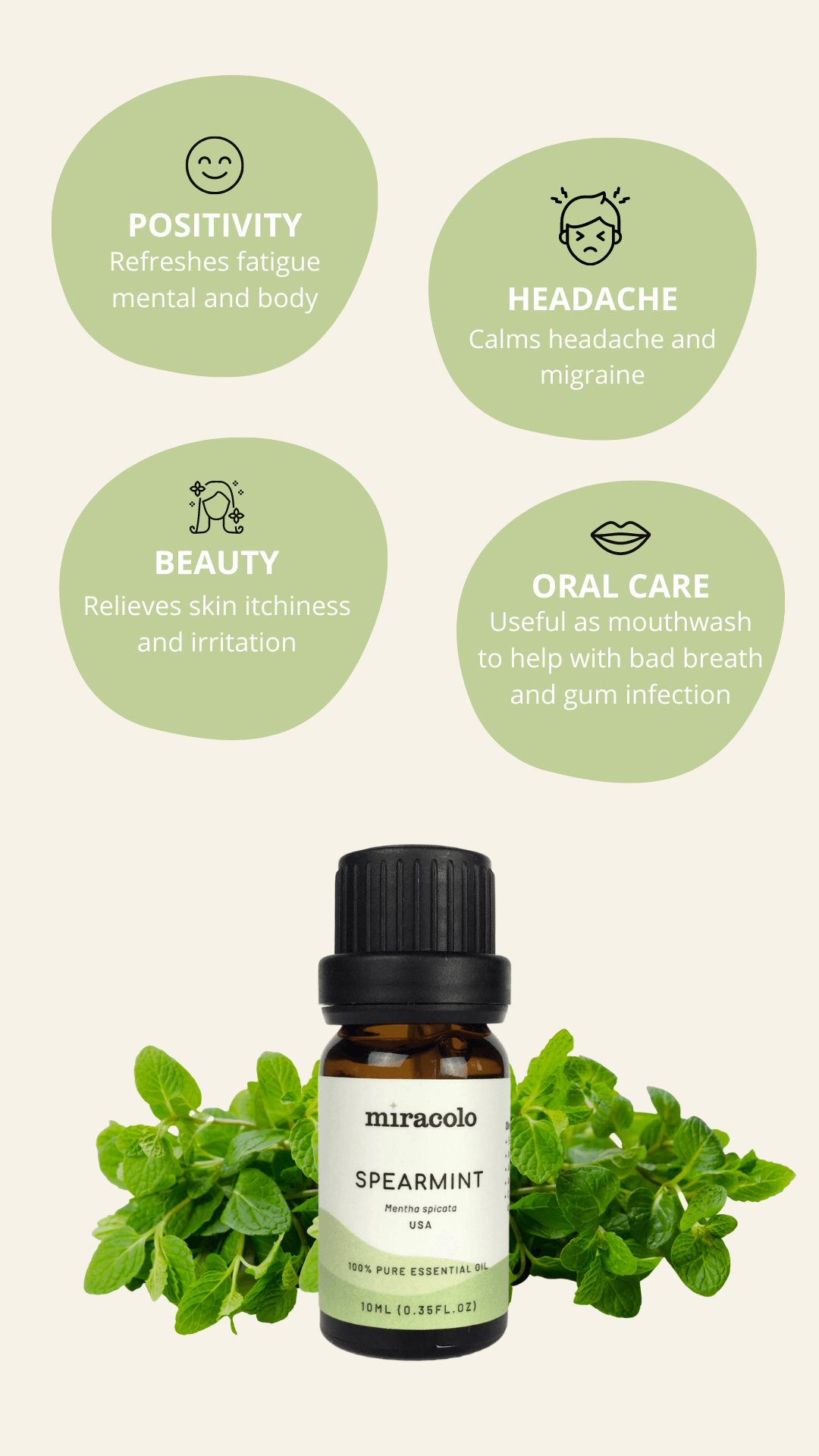 Benefits of Spearmint_mymiracolo